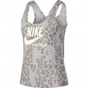 Nike - NSW GYM VNTG TANK LEOPARD