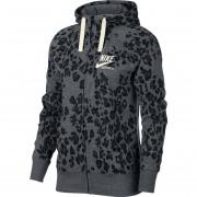 Nike - NSW GYM VNTG HOODIE FZ LPRD