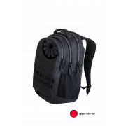 The Indian Maharadja - Backpack black/red