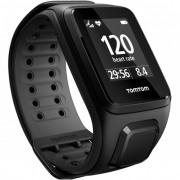 TomTom Runner 3 Cardio + Music sportwatch zwart