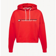 Tommy Hilfiger - Hoody Cropped Vertic