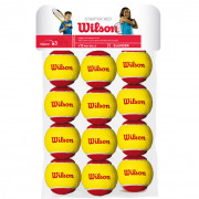 Wilson Starter Red Ball 12 pack