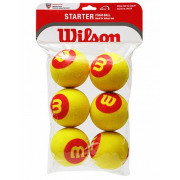Wilson Starter foam Ball 6pack