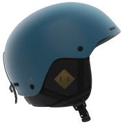 Salomon + Brigade + helmet