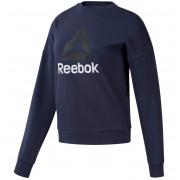 Reebok - Sweater Big Logo workout Dames