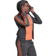 Adidas - Sweater W E 3S FZ HD Dames
