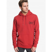 Quiksilver - Sweater Hoodie Daily Wax Screen Heren