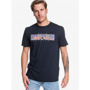 Quiksilver - T-shirt Box Heat SS Heren