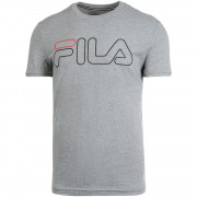 Fila - T-shirt 'Tom' Heren