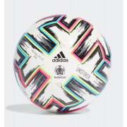 Adidas- Mini Voetbal UNIFO MINI WHITE/BLACK/SIGGNR/B
