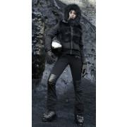 Goldbergh- Muts- Kap Naomi Hood/Col real raccoon fur dames