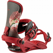Nitro -  WMNS IVY RED Bindings