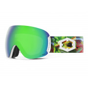 Out of - Open Chameleon Green MCI Goggle
