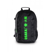 Osaka large backpack black green