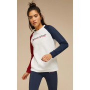 Tommy  Sport - Sweater Fleece Crew Neck Dames