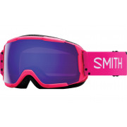 Smith - Grom Pink Monaco - everyday violet mirror snow goggle
