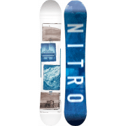 Nitro - Team Exposure Gullwing Wide All-Terrain snowboard