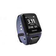 TomTom Runner 2 Cardio + Music GPS mauve/zwart - small