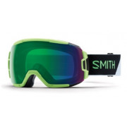 Smith - Vice Reactor Split - everyday green mirror snow goggle