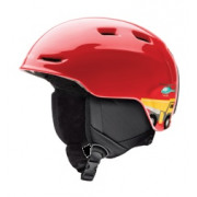 Smith - Zoom Jr Fire Transportation skihelm