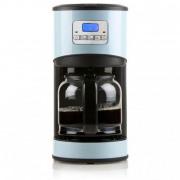 DO478K Domo Koffiezet pastel blauw 1.5L
