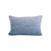 Pixel rechthoekig sierkussen Blauw - 60 x 40 cm