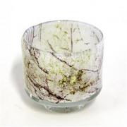 Akiko glaswerk Tortoise Small - ø 9,5 x 9cm