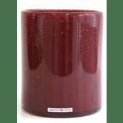 Cylinder glaswerk Claret - ø 13,5x 16,5cm