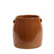 Pot Tabor Large Orange - D30 H28