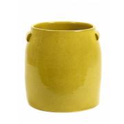 Pot Tabor XL Yellow - D35 H33