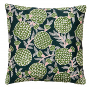 Cushion Pomegranate Fern Embroided - 50 x 50 cm