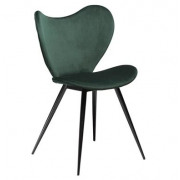 Dreamer Chair - Emerald Green Velvet