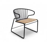 Gabia stoel - 76 x 69 cm