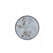 Blossom driftwood tray - ø 48 x 4 cm