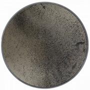 Bronze Mirror Large Round - Heavy Aged - ø 92 x 3 cm