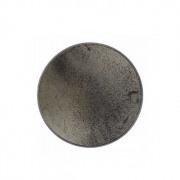Bronze Mirror Small Round - Heavy Aged - ø 48 x 3 cm