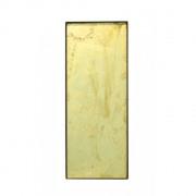 Gold Leaf Mini Glass Tray Large - 46 x 18 x 3 cm