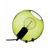 Hollie Bord Glas Groen - ø 20 cm