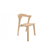 Oak Bok Dining Chair - without armrest - 76 x 54 x 50 cm