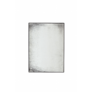 Clear Floor Mirror Rectangular - Medium Aged - 71 x 244 x 3 cm