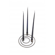 Orbital set of 3 black