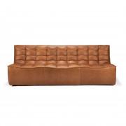 N701 sofa - 3 seater - Old saddle (leder)