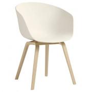 AAC 22 stoel Cream white - 79 x 52 cm