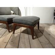 Henri 1-seater footstool (toonzaalmodel)