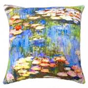 Jackie Brussels - Waterlelies sierkussen - 60 x 60 cm