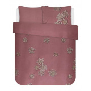 Lauren Duvet Cover - Dusty Rose - 240 x 220 cm