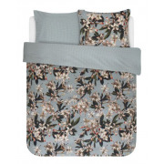 Lily Duvet Cover - Dusty Green - 240 x 220 cm