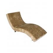 Lyam Velvet Long Chair - 75 x 195 x 78 cm