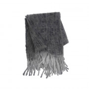 Throw Mathea Mohair Plaid