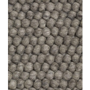 Peas tapijt Donkergrijs - 140 x 200 cm